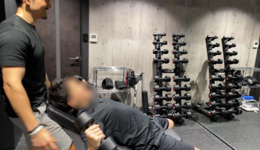【食べて痩せる】Bodyke秋葉原本店でパーソナルトレーニングを体験!